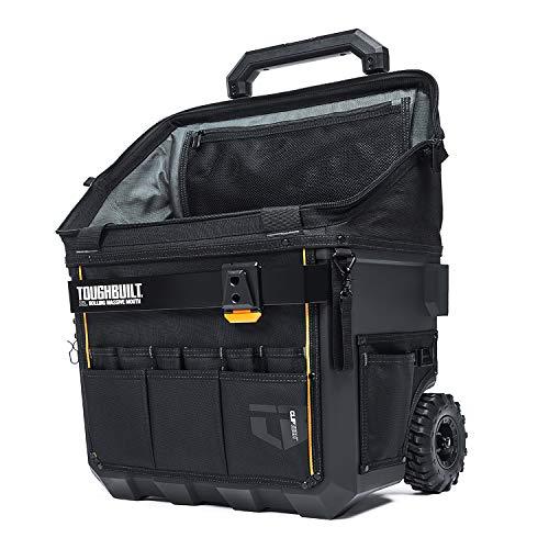 "Toughbuilt - Rolling Massive Mouth Bag – XL 18"" Tool Bag – Pro Grade Quality Construction – Full - (TB-CT-61-18)"