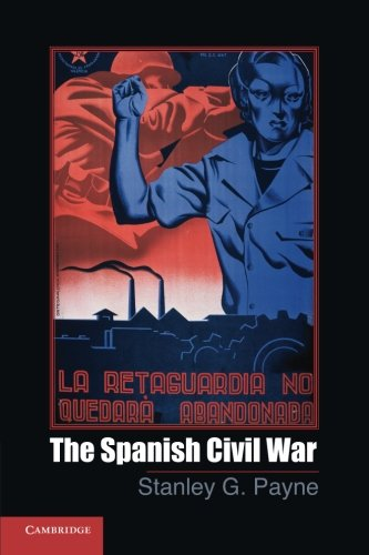 The Spanish Civil War (Cambridge Essential Histories (Paperback))