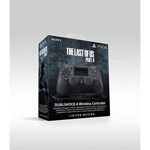 PlayStation 4 - Dualshock 4 Controller Wireless V2 - Edizione Limitata The Last of Us Part II