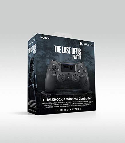 Sony Manette PlayStation 4 Édition Spéciale The Last of Us part II Limitée, DUALSHOCK 4, Sans fil, Batterie rechargeable, Bluetooth