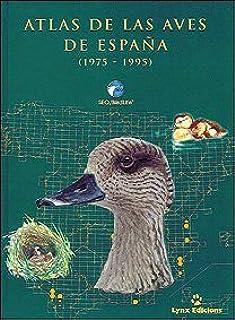Atlas de las Aves de España (Descubrir la Naturaleza): Amazon.es: Sociedad Española de Ornitología (SEO): Libros