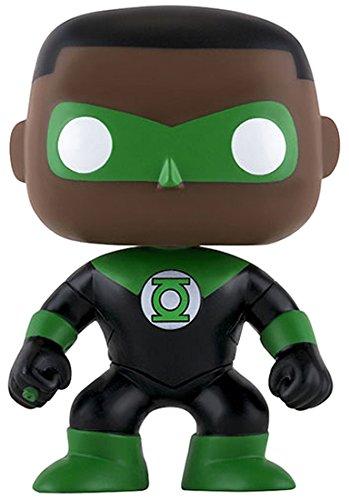 Funko - Figura Pop DC comics Linterna Verde John Stewart