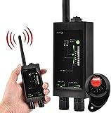 TBDLG Detector De SeñAl Anti-EspíA, Detector De SeñAl De RF, Alarma gsm Inalambrica, Utiliza En BañOs, Hoteles, Lugares De Entretenimiento Y Vestuarios