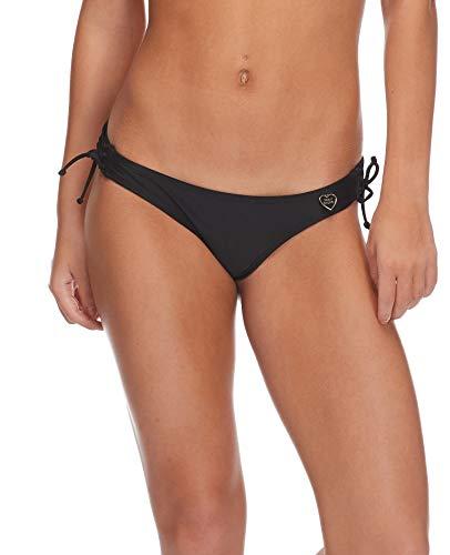 Body Glove Damen Isla Cheeky Coverage Bottom Swimsuit Bikini-Unterteile, Schwarz, XS