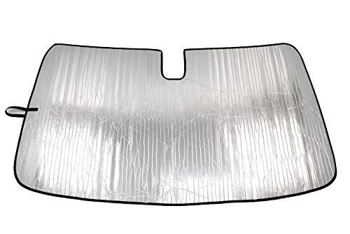 Custom Windshield Sunshade for Freightliner Sprinter & Mercedes Benz Sprinter, 2007-2021, Made in USA