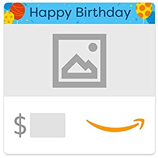 Amazon eGift Card - Your Upload - Birthday Balloons (B08F6WL18F) | Amazon price tracker / tracking, Amazon price history charts, Amazon price watches, Amazon price drop alerts