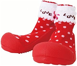 Baby feet ベビーフィート Love-Red ラブレッド 12.5cm