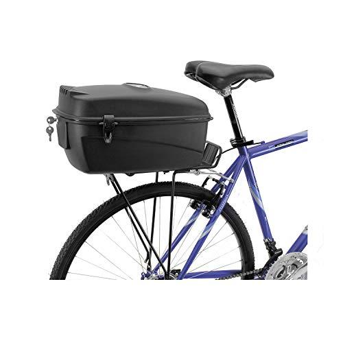 M-Wave Fahrradkoffer, schwarz, 17 l - 5