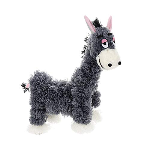 Firlar Small Donkey Marionette Toy, Handmade Crazy Donkey Marionette Puppets Doll Parent-Child Interactive