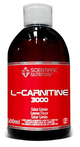 L-Carnitine 3000mg 500ml Limón