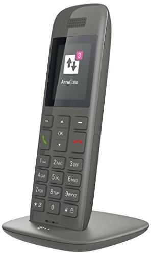 Telekom Speedphone 11 grafit mit DECT Basis – wahlweise nutzbar am IP Anschluss oder am analogen a/b Port