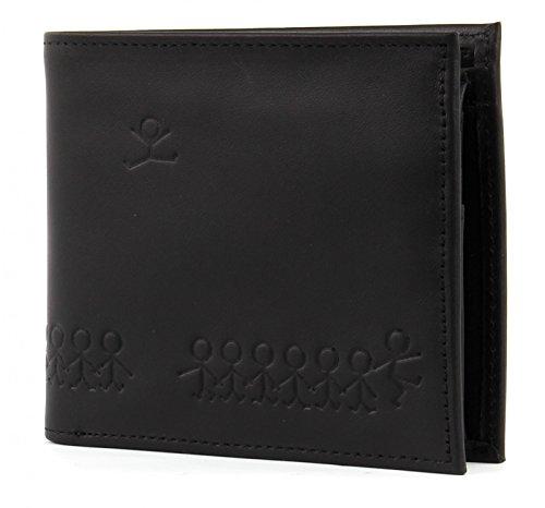 oxmox Leather Geldbörse 12 cm jumping jack