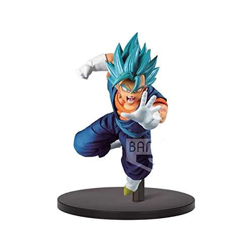 DBZ Dragonball Super Figure Banpresto Chosenshiretsuden God Super Saiyajin Vegetto PVC Action Figura Model