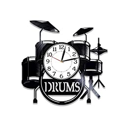 Gifts-for-Drummers-Drum-Clock