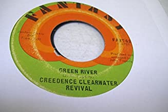 CREEDENCE CLEARWATER REVIVAL 45 RPM Green River / Commotion