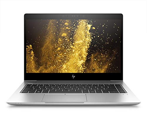 HP EliteBook 830 G5 5DF51ES (13,3 Zoll / Full HD) Business Laptop (Intel Core i5-8250U, 8GB RAM, 256GB PCIe NVMe SSD, Intel UHD Grafik, HP Sureview/, Windows 10 Pro) silber