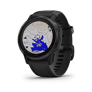 Garmin Fenix 6S Pro, Premium Multisport GPS Smartwatch, Black With Black Band (B07X82VBC2) | Amazon price tracker / tracking, Amazon price history charts, Amazon price watches, Amazon price drop alerts