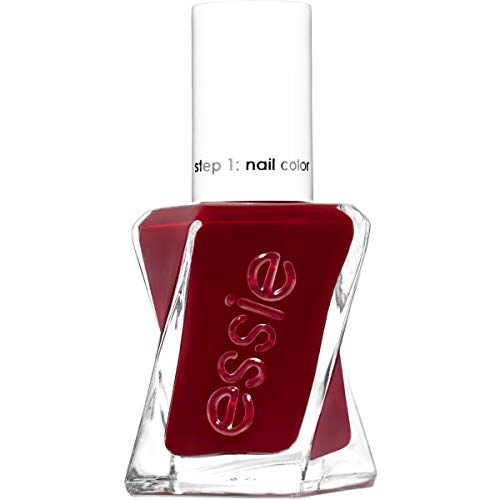 Essie Essie gel couture after party 345 Drop the Gown - nagellakken (dames, rood, Drop The Gown, fles)