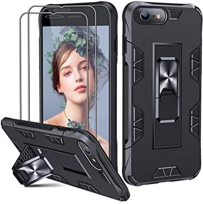 JAME Invisible Foldable Case for iPhone 8 Plus for iPhone 7 Plus Case for iPhone 6 Plus 6S Plus product image