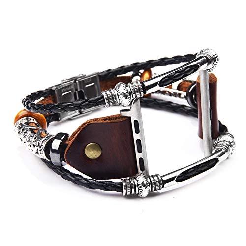 potente para casa Reloj Ziyi de moda elegante con correa de piel y hebilla de acero inoxidable …