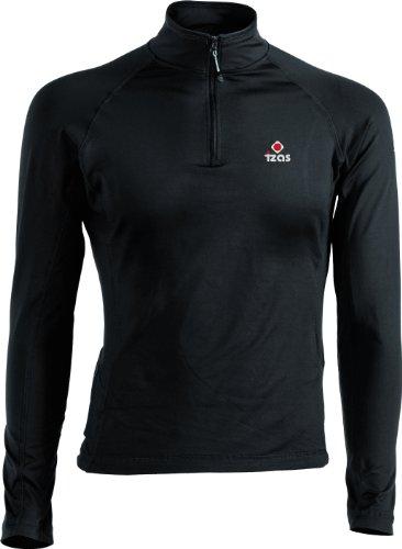 IZAS Aneto T-Shirt Power Stretch M Noir