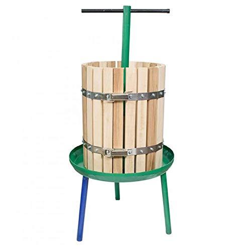 Wollen Tsm 30 Fruitpers,30 Liter, aus Holz gemacht