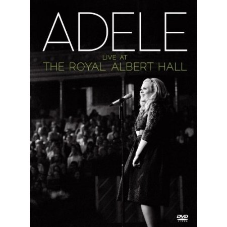 Pop DVD, Adele - Live At The Royal Albert Hall [DVD+CD Deluxe Edition] (Region code : all)[002kr]