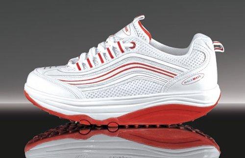 Walk Maxx Sportschuhe Fitness Schuhe Gr.40 Rot Neu