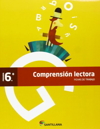 FICHAS COMPRENSION LECTORA 6 PRIMARIA - 9788468012940