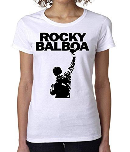 Rocky Balboa Never Give Up Women