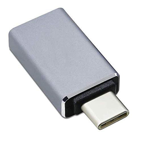 USB C to USB 3.0 Adapter USB C to A Male to Female Adapter, Compatible with MacBook