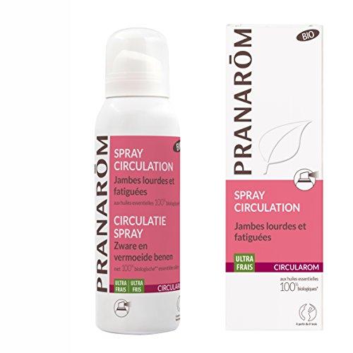 Pranarôm Spray Bio Circulation jambes lourdes 100ml