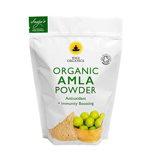 Organic AMLA Powder - Indian Gooseberry - Soil Association Certified