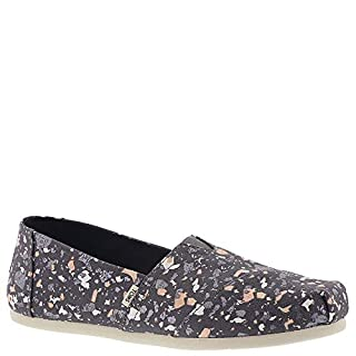 TOMS Alpargata Forged Iron Grey Metallic Granite Fleck (Vegan) 8.5 (B077857M84) | Amazon price tracker / tracking, Amazon price history charts, Amazon price watches, Amazon price drop alerts