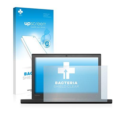 upscreen Antibakterielle Schutzfolie kompatibel mit Lenovo ThinkPad X260 klare Bildschirmschutz-Folie