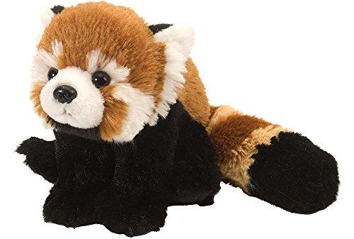 Wild Republic Red Panda Plush, Stuffed Animal, Plush Toy, Gifts for Kids, Cuddlekins, 8 Inches, Model:10876