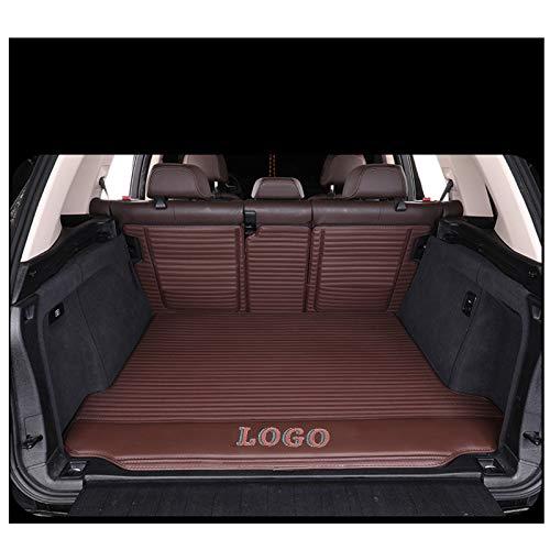 LUVCARPB Alfombrillas Interiores para Maletero, aptas para Audi A6 C5 C6 C7 A4 B6 B7 B8 Allroad Avant, Accesorios Impermeables para alfombras de Coche