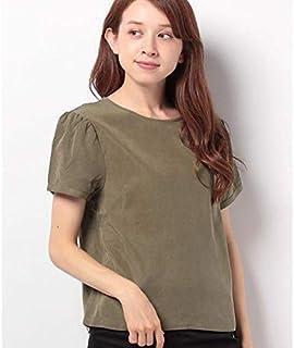 ベネトン レディース(UNITED COLORS OF BENETTON) テンセルパフスリーブTシャツ?カットソー