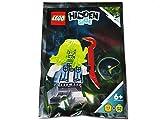 Blue Ocean LEGO 792005 - Juego de minifigura de motorista con lado oculto
