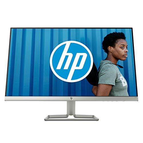 HP 27f Écran PC 27'' Full HD Argent (IPS LED. 1920 x 1080 px. 5 ms. 16:9. HDMI. VGA)