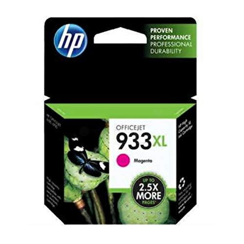 Original Tinte HP 933 CN055AE XL - 1 Tinten-Patrone - Magenta - 825 Seiten - 9 ml