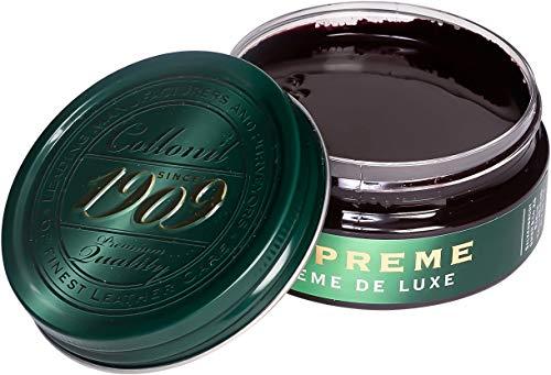 Collonil 1909 Crème de Luxe Schuhpflege bordeaux-mahagoni, 100 ml