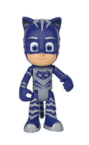 Simba 109402145 - PJ Masks Spielfigur Catboy im besonderen Outfit