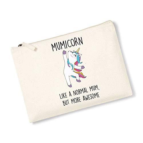 Mumicorn Trousse de toilette Motif licorne