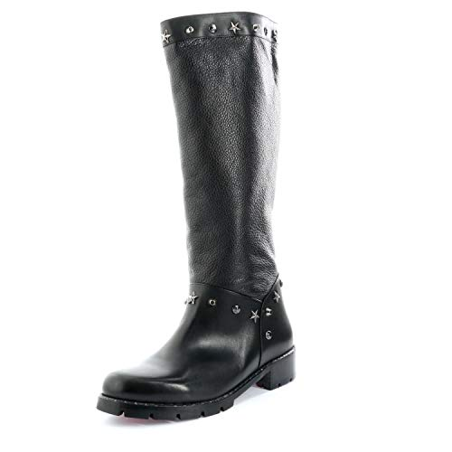 Fersengold Stiefel Größe 36 EU Schwarz (Schwarz)