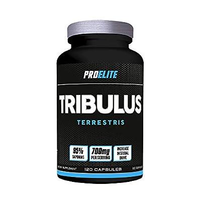 ProElite Tribulus Terrestris 240 Capsules (95% Saponins Higher Strength)