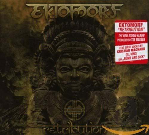 Ektomorf: Retribution (Digipak) (Audio CD (Digipack))