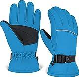Best Head Ski Gloves - Kids Winter Gloves - Snow & Ski Waterproof Review