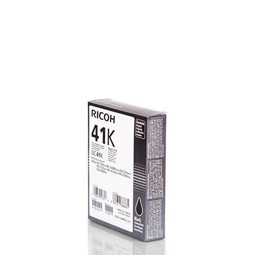 Original Ricoh 405761 / GC-41K cartucho de gel (negro, aprox ...