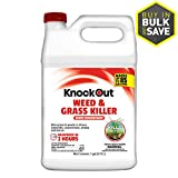 Knockout Weed and Grass Killer Super Concentrate, 1-Gallon